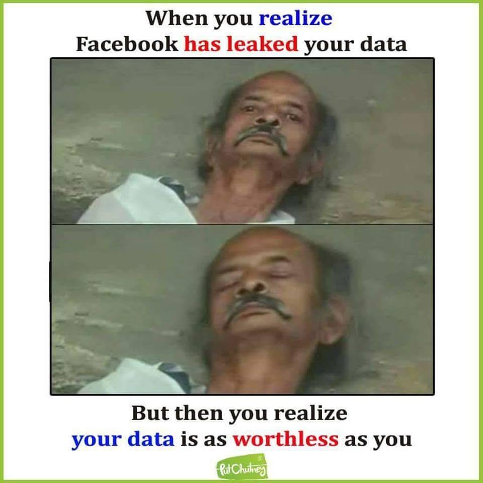 Facebook Data Leak